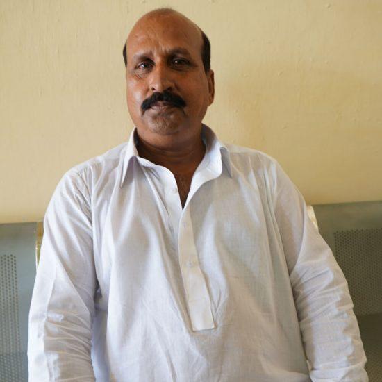 Ashiq Hussain,Watchman and Office Boy