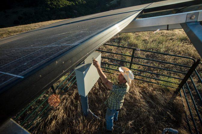 Solar Tube Wells
